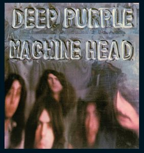 vinyl LP DEEP PURPLE Machine Head