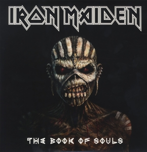 vinyl 3LP IRON MAIDEN THE BOOK OF SOULS