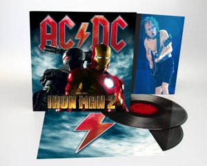 vinyl 2LP AC/DC Iron Man 2 (soundtrack)