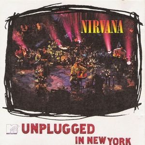 vinyl LP NIRVANA Unplugged In New York