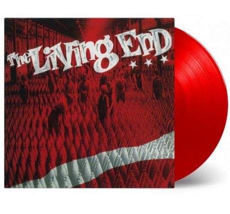 vinyl LP LIVING END Living End