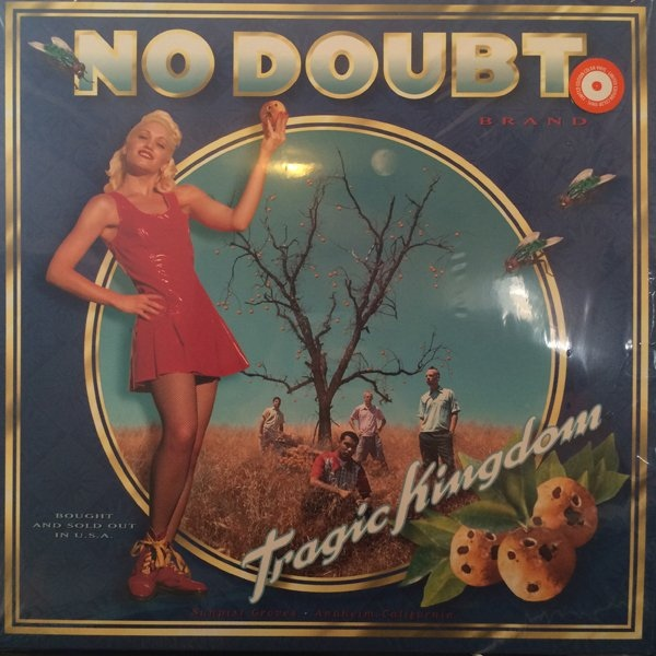 vinyl LP NO DOUBT Tragic Kingdom