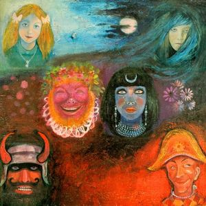 vinyl LP KING CRIMSON In The Wake Of Poseidon