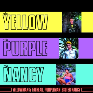 vinyl LP YELLOWMAN The Yellow, The Purple And The Nancy