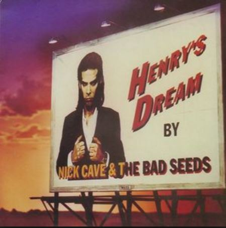 vinyl LP CAVE, NICK & THE BAD SEEDS HENRY'S DREAM