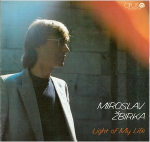 vinyl LP MIROSLAV ŽBIRKA Light of My Life