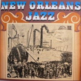 vinyl 2LP New Orleans Jazz (various artists)