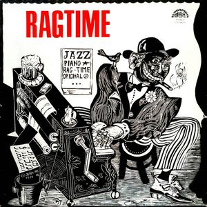 vinyl LP Ragtime (various artists)