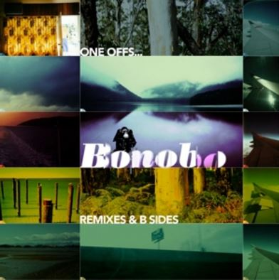 vinyl 2LP BONOBO One Off Remixes and B-sides