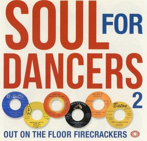 vinyl 2LP Soul For Dancers 2 (various artists)