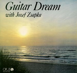 vinyl LP JOZEF ZSAPKA Guitar Dream