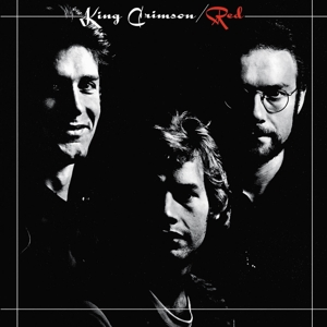 vinyl LP KING CRIMSON Red