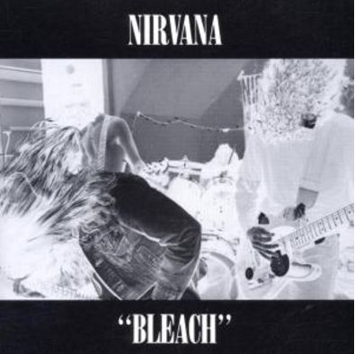 vinyl LP NIRVANA Bleach