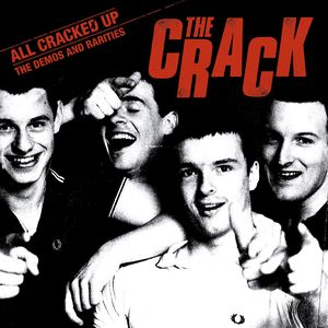 vinyl LP THE CRACK All Cracked Up - The Demons And Rarities