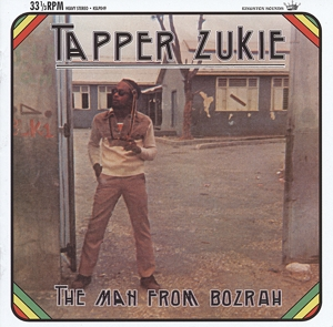 vinyl LP TAPPER ZUKIE Man From Bosrah