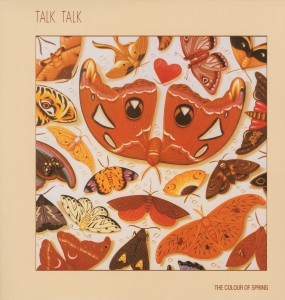 vinyl LP TALK TALK Colour Of Spring