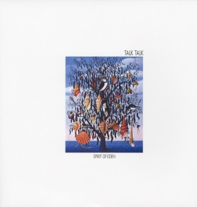 vinyl LP TALK TALK Spirit Of Eden
