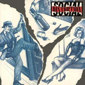 vinyl LP SOCIAL DISTORTION Social Distortion