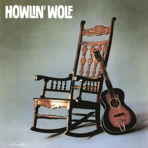 vinyl LP HOWLIN´ WOLF Roclin´ Chair