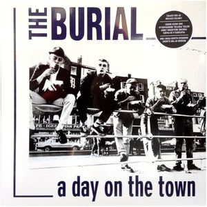 vinyl LP BURIAL A Day On The Town