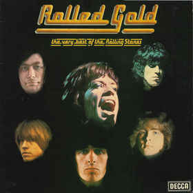 vinyl 2LP THE ROLLING STONES Rolled Gold