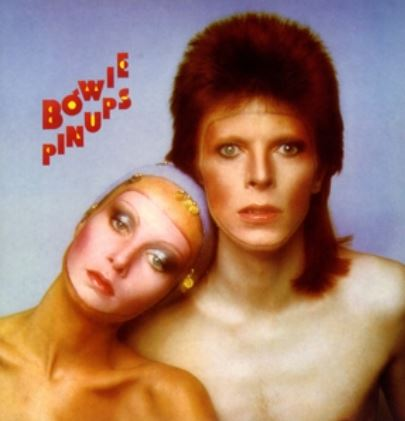 vinyl LP BOWIE, DAVID PINUPS (2015 REMASTERED)