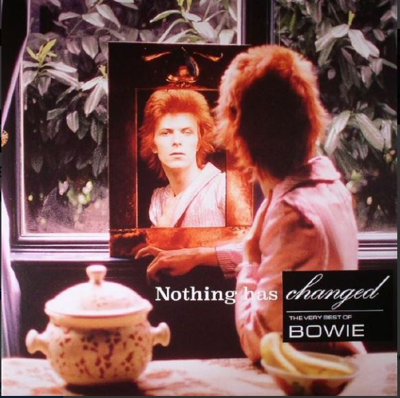 vinyl 2LP DAVID BOWIE Nothing Has Changed (Best Of David Bowie)