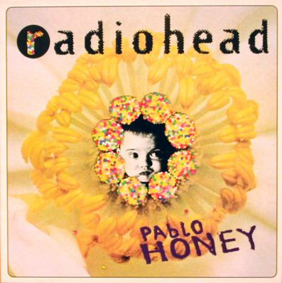 vinyl LP RADIOHEAD Pablo Honey