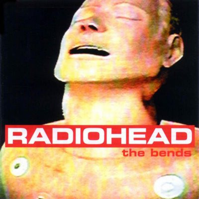 vinyl LP RADIOHEAD The Bends