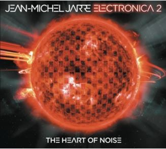 vinyl 2LP J.M.JARRE Electronica 2/Heart Of Noise