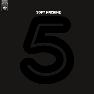 vinyl LP SOFT MACHINE Fifth