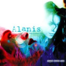 CD ALANIS MORISSETTE - Jagged Little Pill