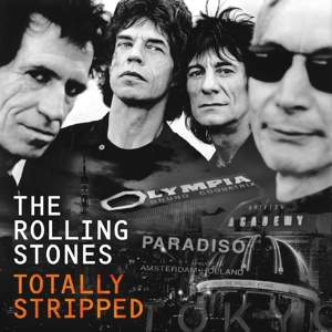 vinyl 2LP THE ROLLING STONES Totally Stripped