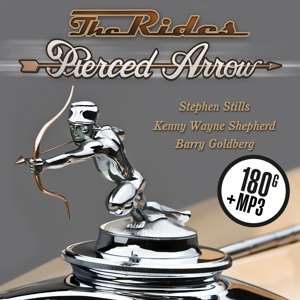 vinyl LP RIDES Pierced Arrow