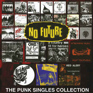 vinyl 2LP No Future: The Punk Singles Collection (various artists)