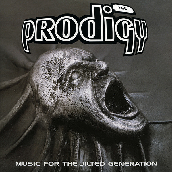vinyl LP PRODIGY  Music For the Jilted Generation