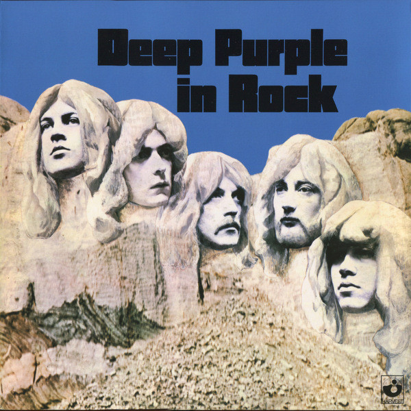 vinyl LP DEEP PURPLE In Rock