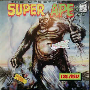 vinyl LP THE UPSETTERS Super Ape