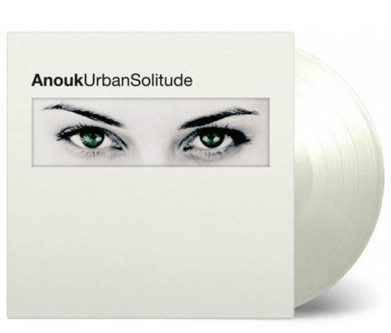vinyl LP ANOUK Urban Solitude