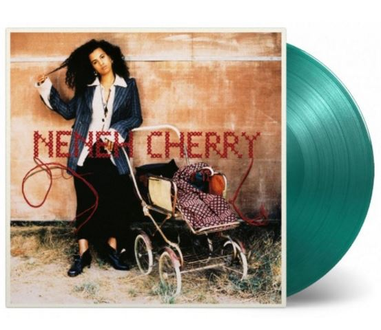 vinyl LP NENEH CHERRY Homebrew