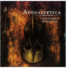 vinyl LP APOCALYPTICA Inquisition Symphony