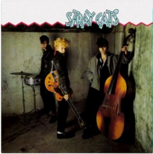 vinyl LP STRAY CATS Stray Cats
