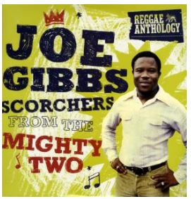 vinyl 2LP JOE GIBBS Scorchers From the Mighty