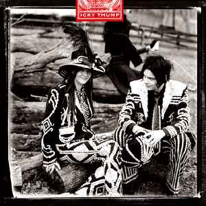 vinyl 2LP WHITE STRIPES Icky Thump