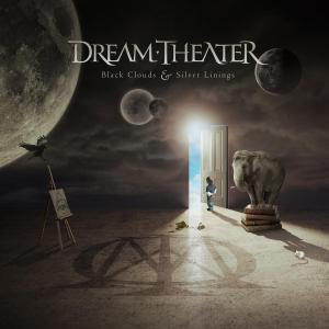 vinyl 2LP DREAM THEATER Black Clouds & Silver Linings