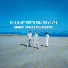 CD  MANIC STREET PREACHERS –This Is My Truth Tell Me Yours