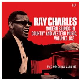 vinyl 2LP RAY CHARLES Modern Sounds in Western Music Volume 1&2