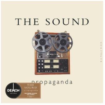 vinyl LP THE SOUND Propaganda