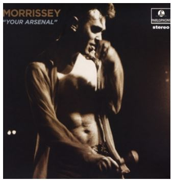 vinyl LP MORRISSEY Your Arsenal