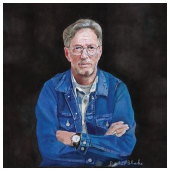 vinyl 2LP ERIC CLAPTON I Still Do